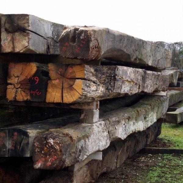 poutre chêne ancien
