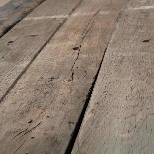 Plancher, parquet wagon brut 45mm / oak wagon boards