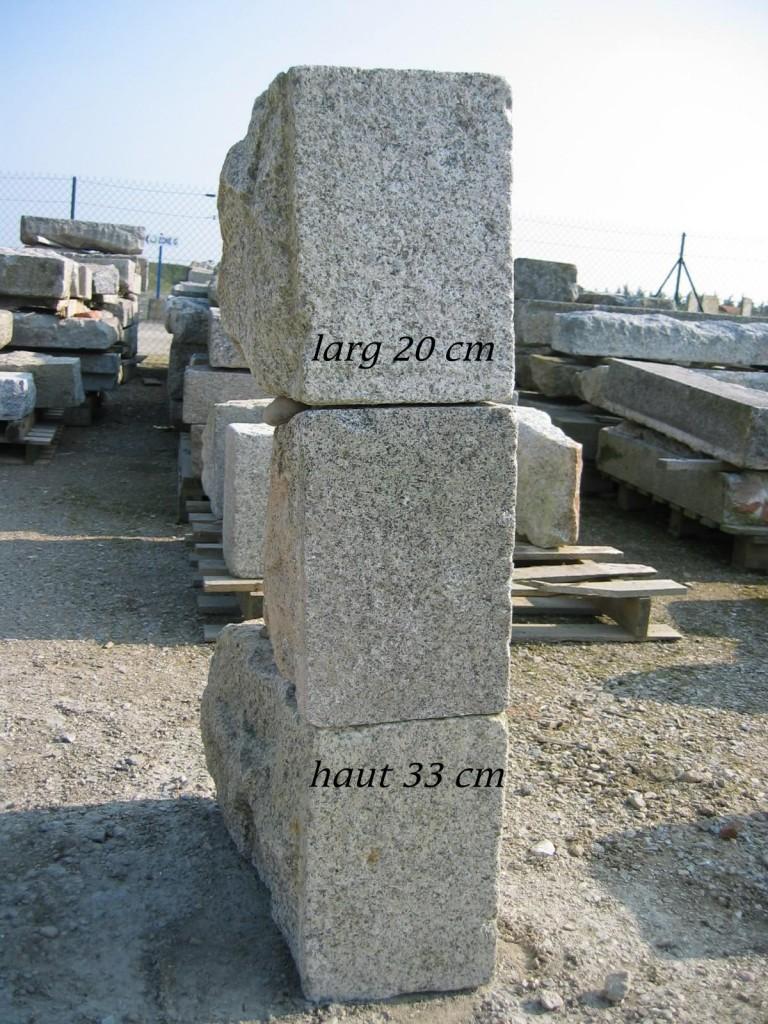 Pierres de granit for Appui de fenetre granit