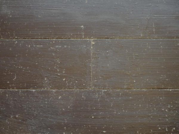Parquet Vieilli chêne, peint / distressed painted oak boards