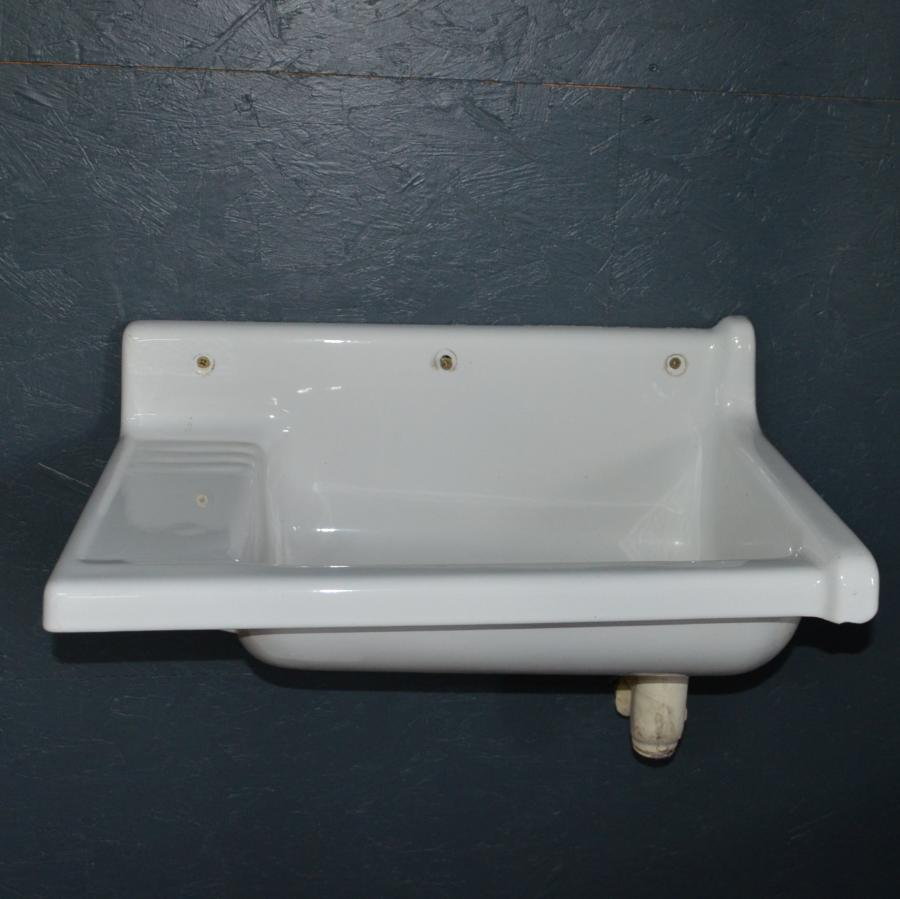 lavabo ancien blanc diff rents formats bca mat riaux anciens. Black Bedroom Furniture Sets. Home Design Ideas
