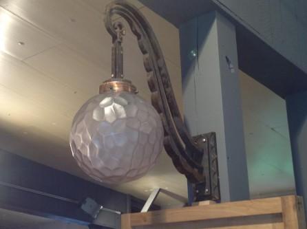 grande lanterne ext rieur en fer forg bca mat riaux anciens. Black Bedroom Furniture Sets. Home Design Ideas