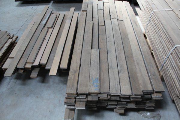 parquet ancien chêne rustique