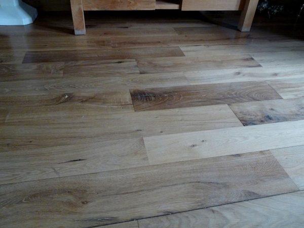 plancher ancien vieux bois