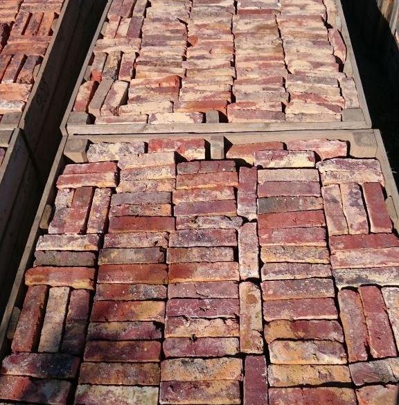 Brique rouge ancienne vieille brique ancienne bca mat riaux anciens - Brique rouge ancienne ...
