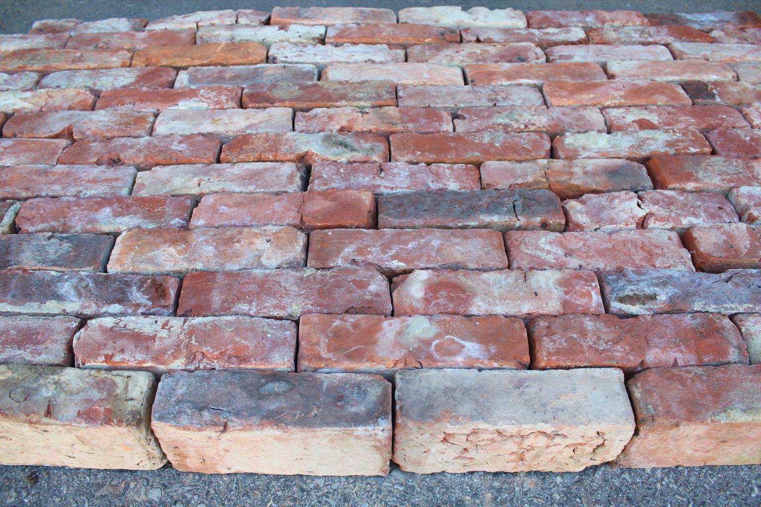 Vieille brique ancienne - Brique rouge ancienne ...