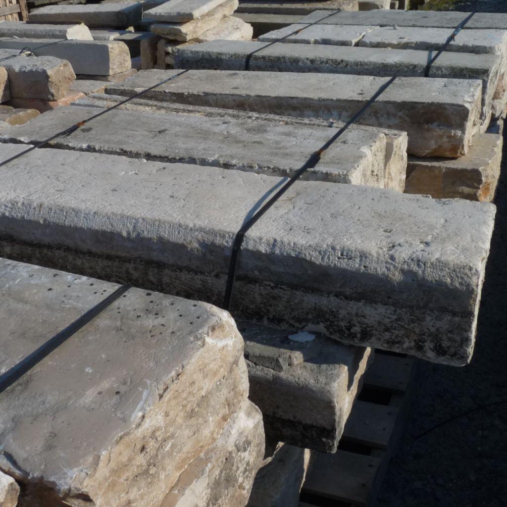 marches ancienne en pierre calcaire bca mat riaux anciens