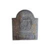 ancienne plaque de cheminée