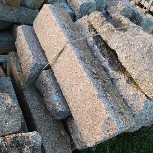 bordures de granit de jardin