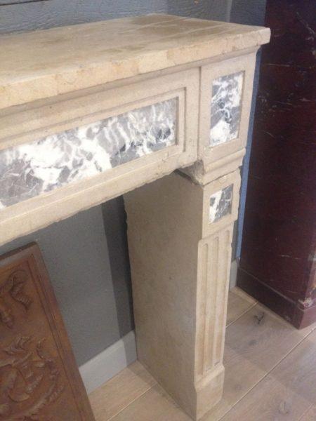 cheminée en marbre référence 01172