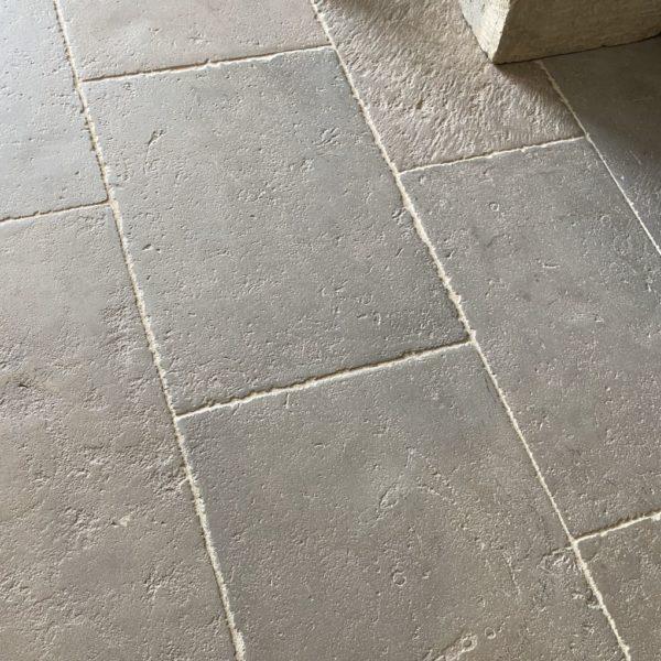 dalle normande avec longueurs libres