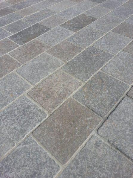 Pav pierre naturelle balir finition vieilli bca - Pave pierre naturelle ...