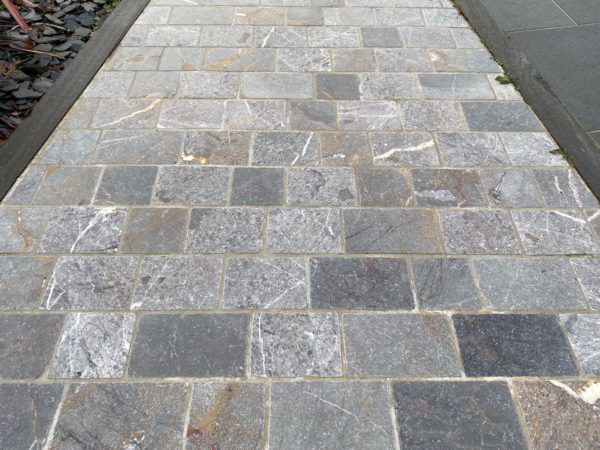 Reproduction de pavé ancien balir