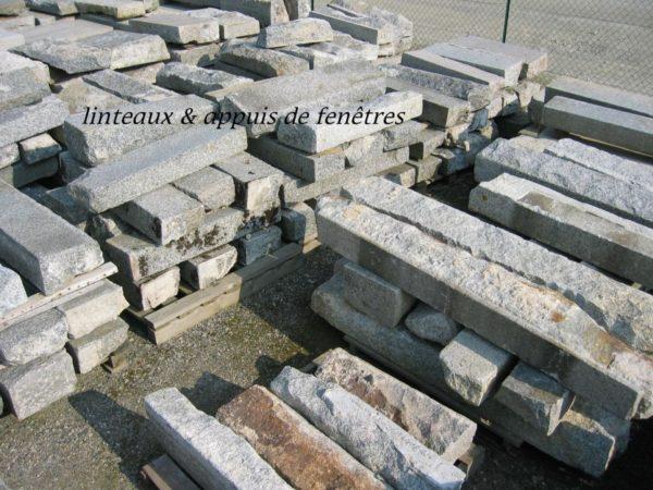 pierre ancienne granit