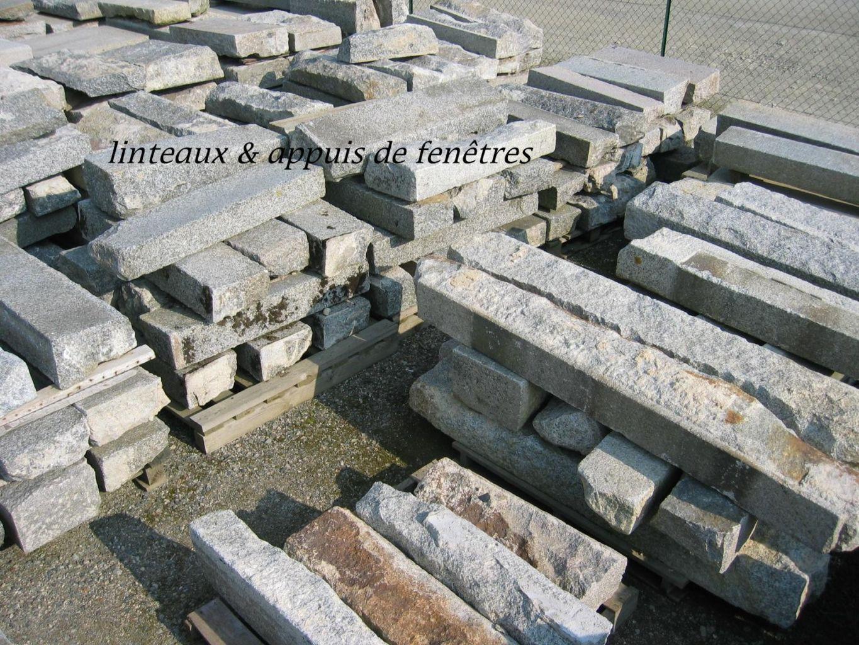 Pierre De Parement En Granit pierre de granit ancienne - linteaux & appuis de fenêtres