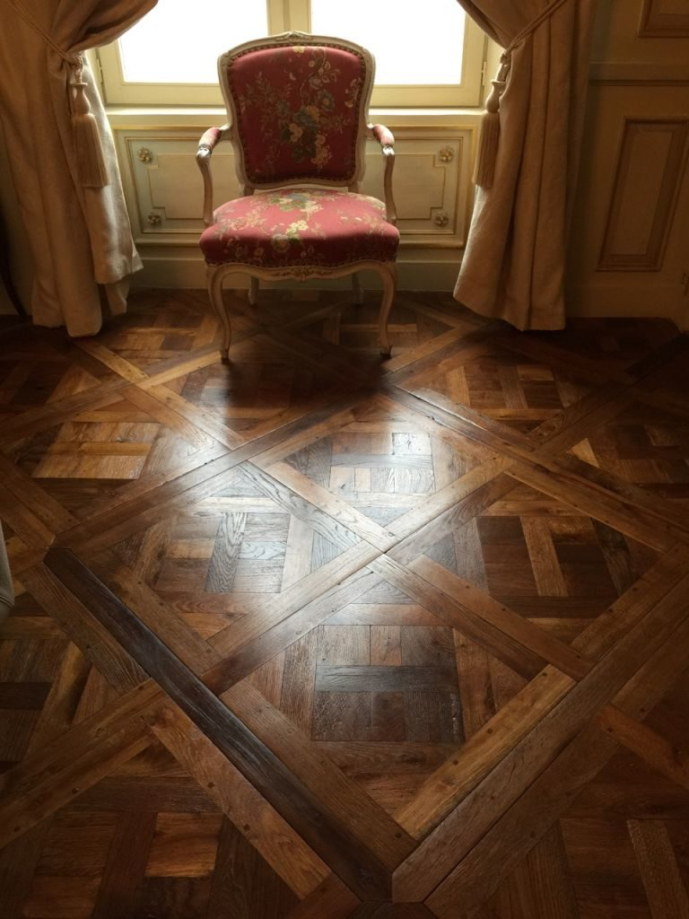 parquet versailles ancien fabrication vieux ch ne bca mat riaux. Black Bedroom Furniture Sets. Home Design Ideas