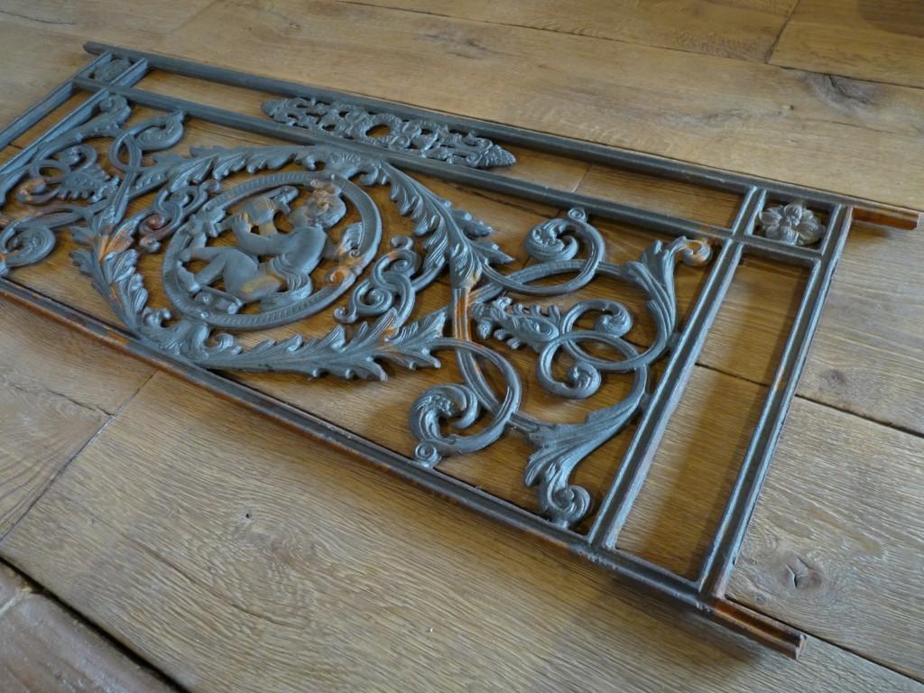 garde corps balcon ancien fen tre bca mat riaux anciens. Black Bedroom Furniture Sets. Home Design Ideas
