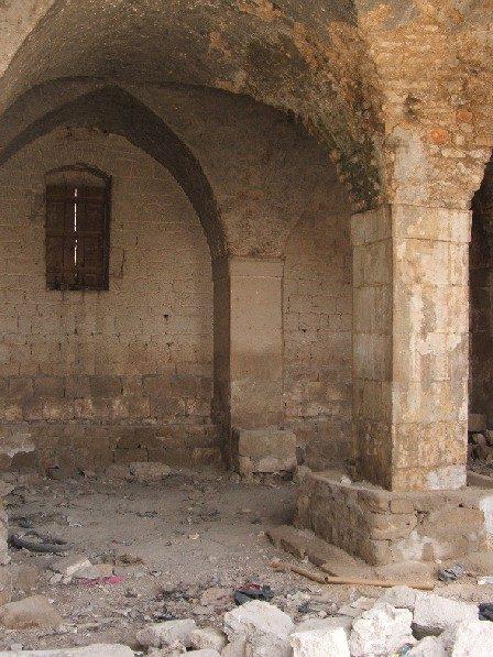 Dalle de Jérusalem antique