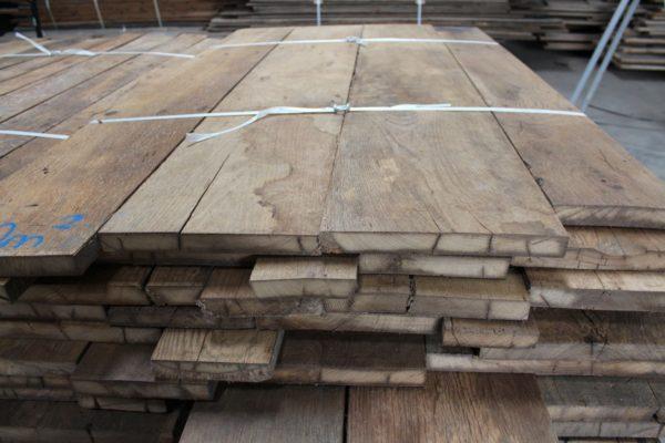 plancher ancien en vieux bois