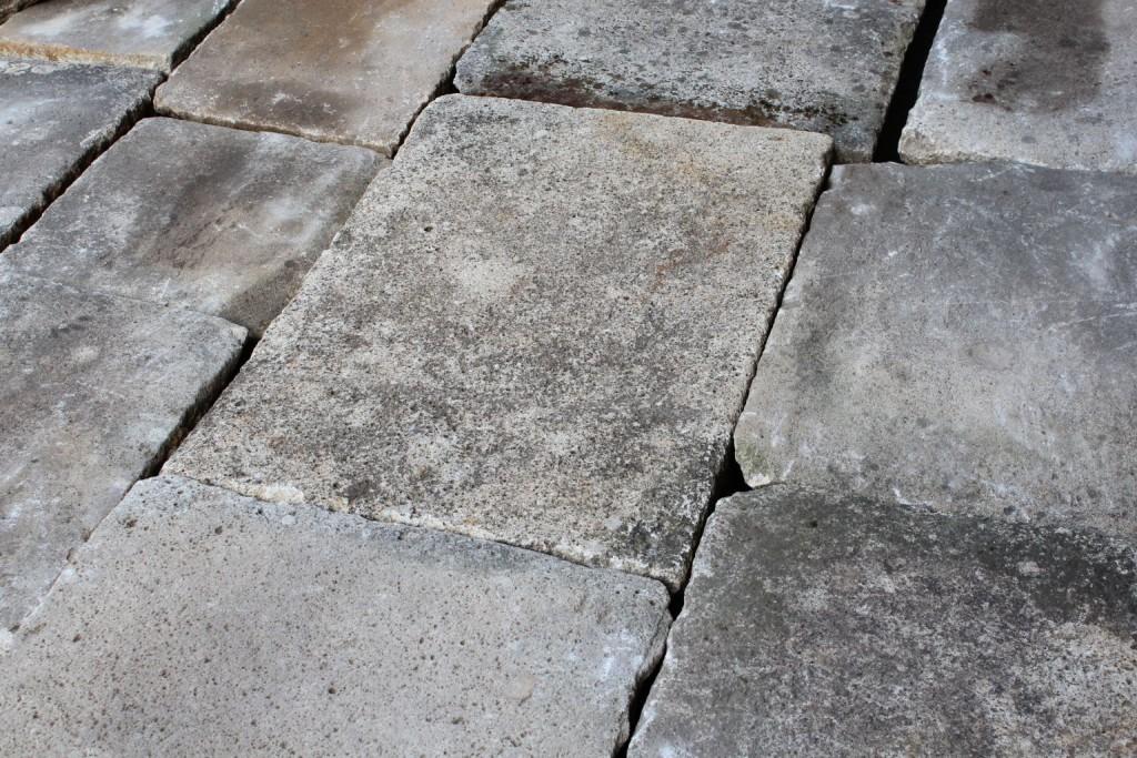 Dalle Granit Ancienne Format Opus Romain Bca Mat Riaux Anciens
