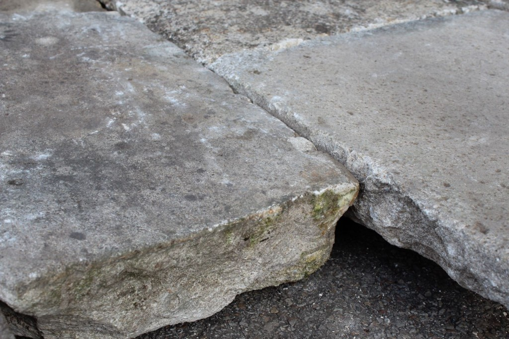 Dalles De Granit Anciennes Opus Romain