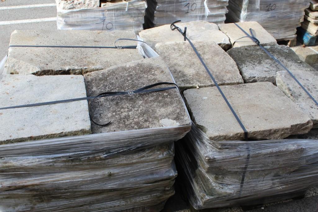Dalle granit ancienne dallage granit ancien format opus romain - Bassin ancien pierre vendre aulnay sous bois ...