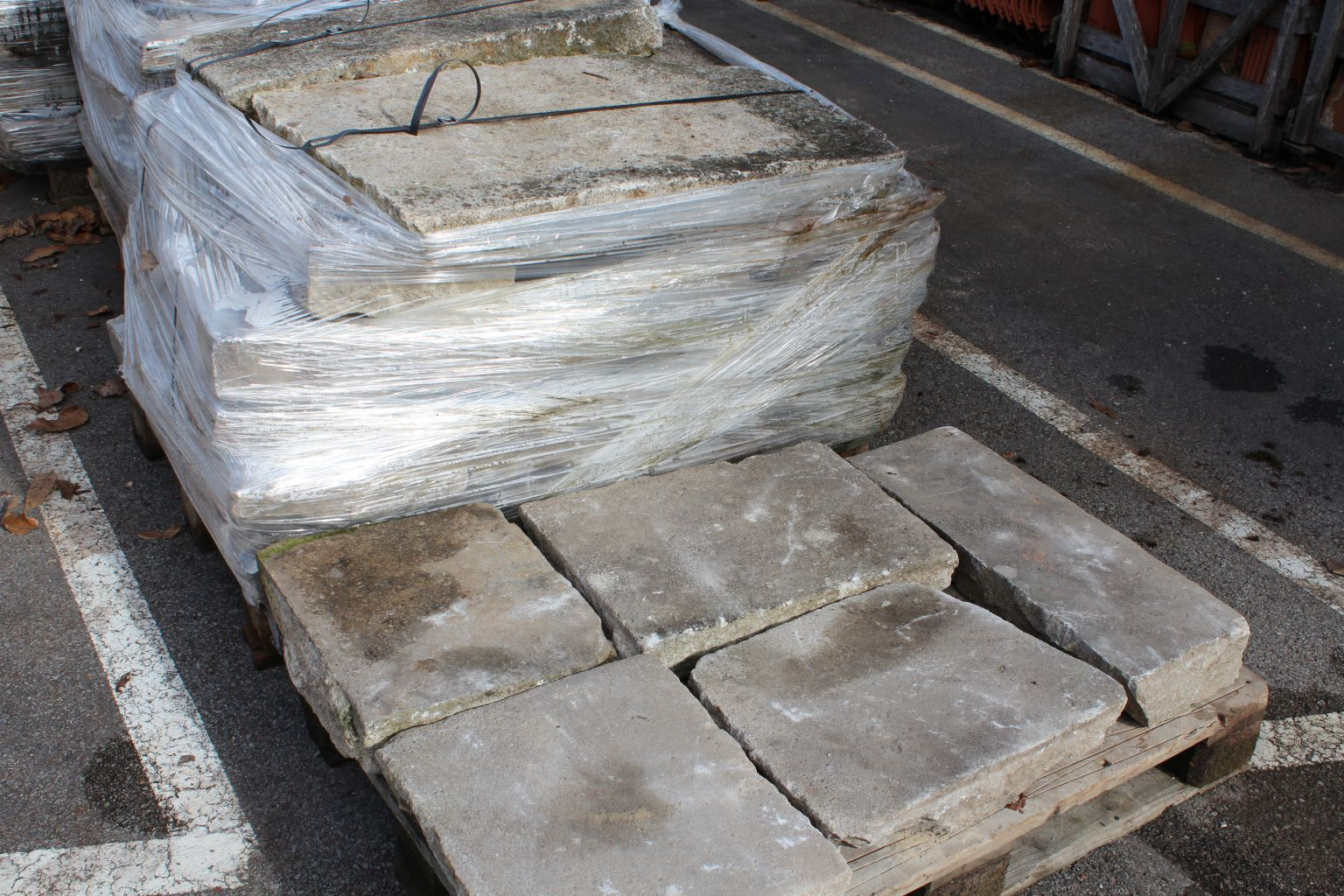 Dalle Granit Ancienne Dallage Granit Ancien Format Opus Romain