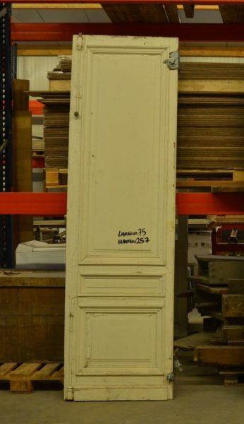 porte intérieur en bois ancien