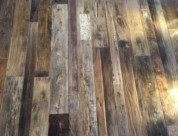 parquet orme vieux bois contrecoll bca mat riaux anciens. Black Bedroom Furniture Sets. Home Design Ideas