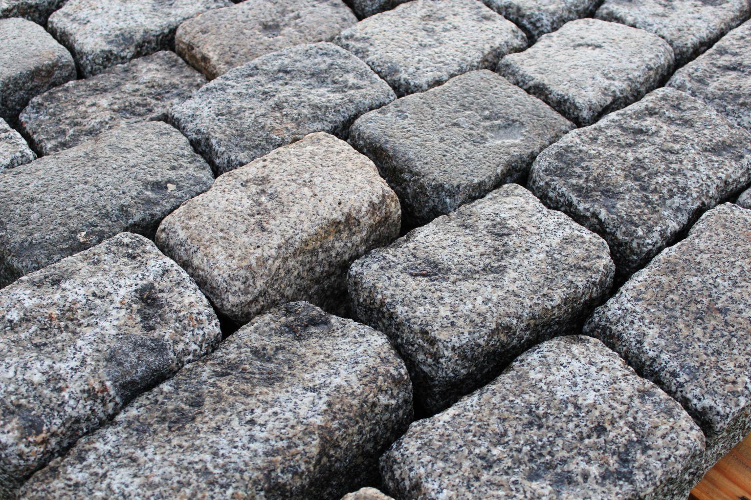 Pav s granit de versailles - Dalle granit pour terrasse ...