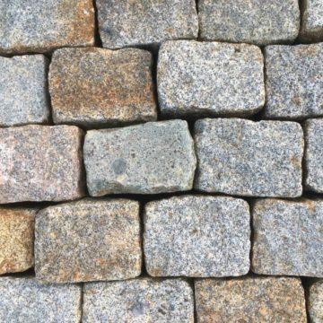 Pavé ancien granit de versailles
