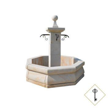 Fontaine Octogone