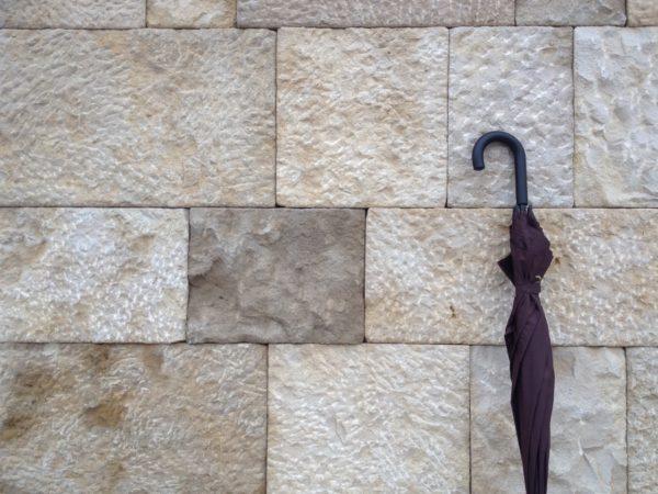 Parement en pierre naturelle beige
