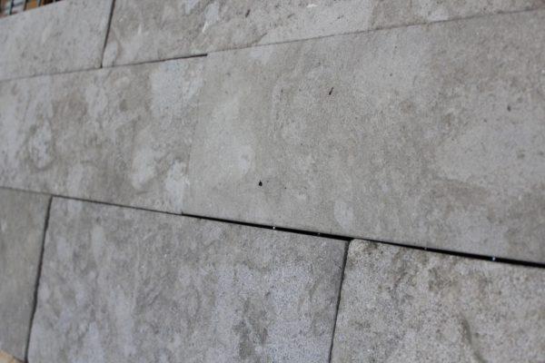 Parement en pierre naturelle gris intérieur