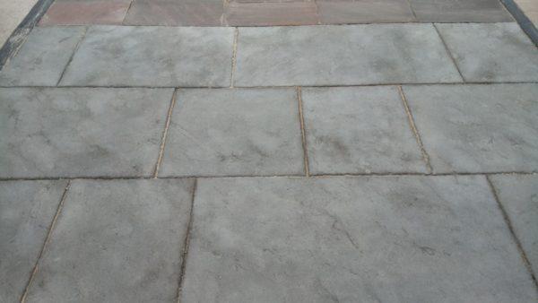dalle pierre naturelle grise