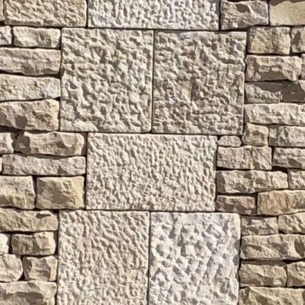 Angle de parement prieuré