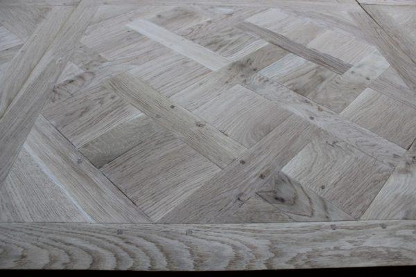 Parquet fabrication chêne neuf en Panneaux de Versailles