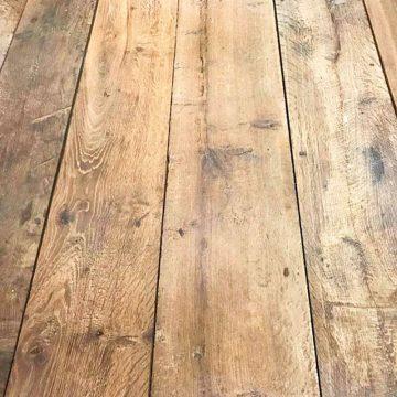Plancher ancien de récupération
