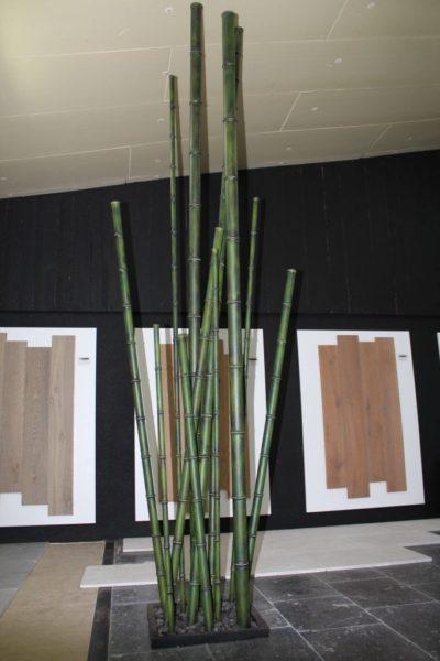 Forêt de Bambou en métal