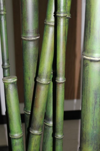 Bambou en métal