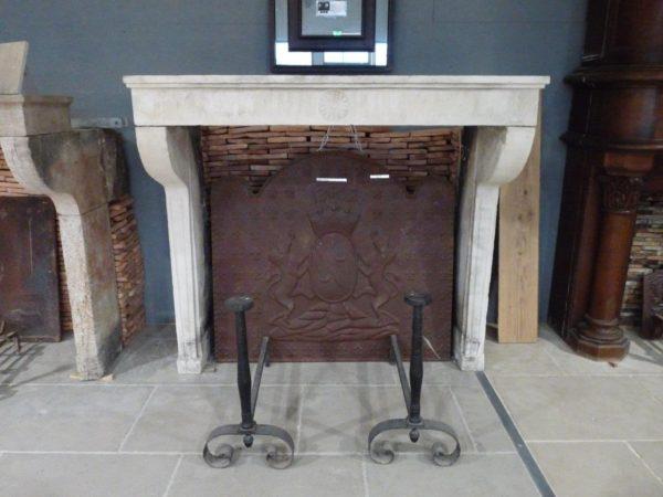 cheminée ancienne louis xvi