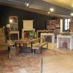 showroom bca matériaux anciens