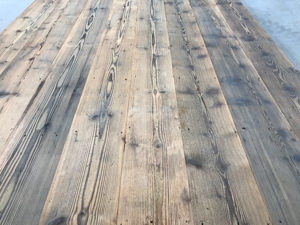 vieux plancher ancien en sapin