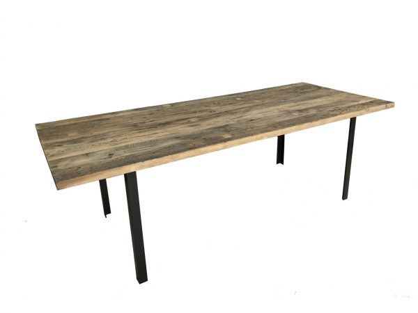 table plancher wagon