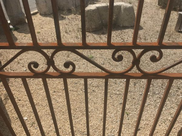 portail fer forgé sur mesure