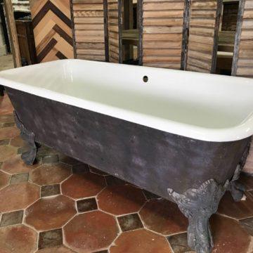 baignoire ancienne baignoire en fonte bca mat riaux anciens. Black Bedroom Furniture Sets. Home Design Ideas