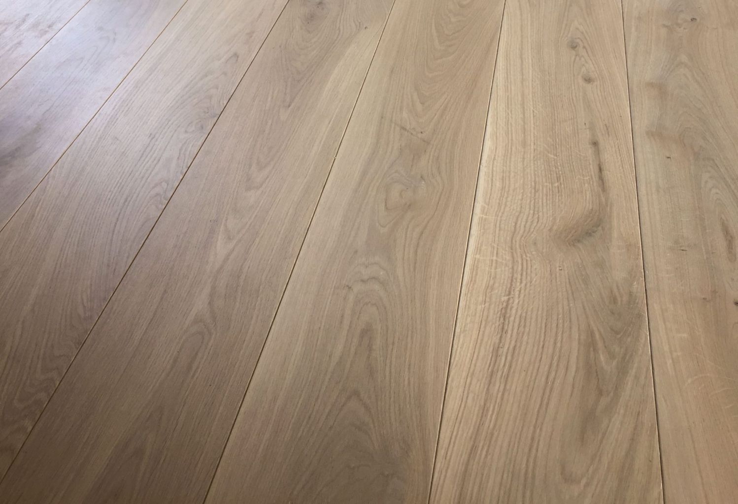 parquet en ch ne naturel contrecoll 12 mm et 16 mm bca mat riaux. Black Bedroom Furniture Sets. Home Design Ideas