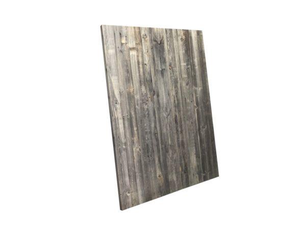Bardage en bois sapin gris pour sol ou bardage