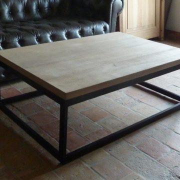 Table vieux bois - Table basse vieux bois | BCA Matériaux Anciens