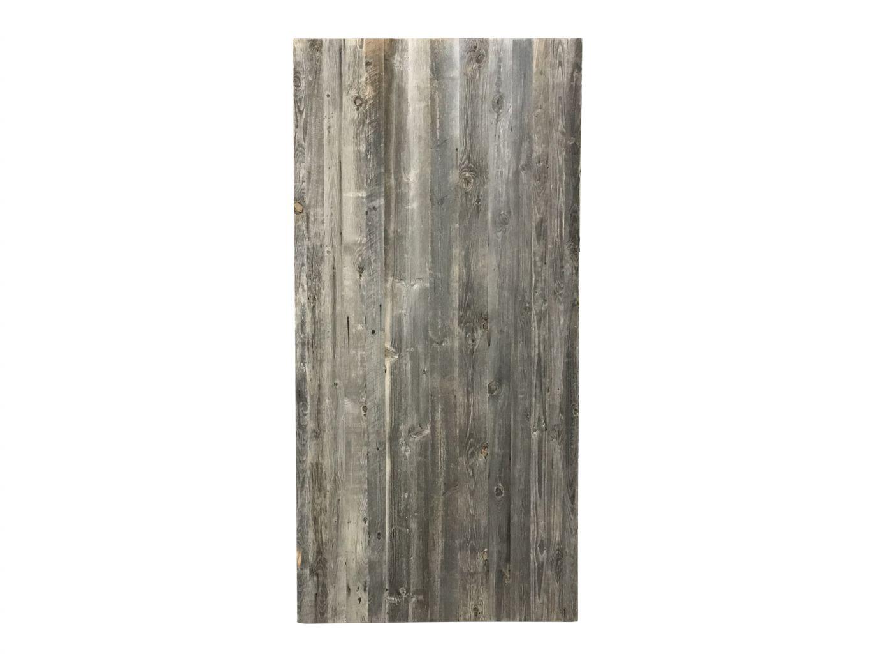 panneau 3 plis vieux sapin gris vieux bois bca mat riaux anciens. Black Bedroom Furniture Sets. Home Design Ideas